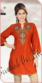 Designer Kurtis for girls and women