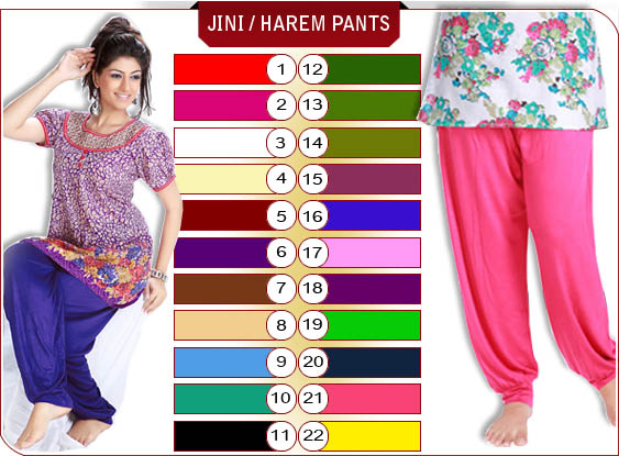 Harem Pants Leggings